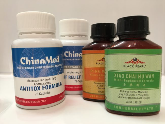 herbal formulas for your home pharmacy