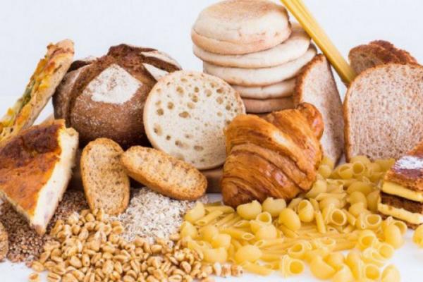 gluten and fertility